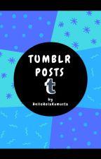 Tumblr Posts by HelloHolaKumusta