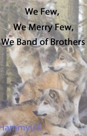 We few, we merry few, we band of brothers by HammyUK