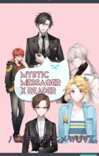 Mystic Messenger X Reader by Animewuvz