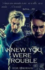 I Knew You Were Trouble (Steve Rogers & Tu) by EriHollmaraEvans