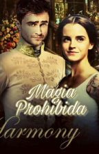 Magia Prohibida- Harry y Hermione by cherrydenny