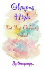 Olympus High: Not Your Ordinary School by tinapayy_