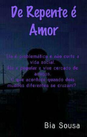 De Repente é Amor by Nephilim_Lunna