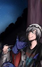 Your an angel to me (a nightsilver fanfiction) by dragonlover713
