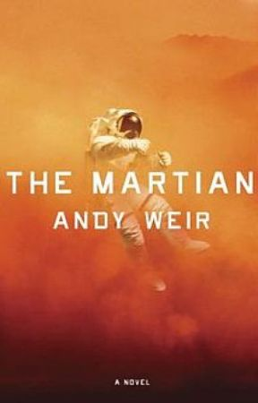 The Martian by RRTAB2015