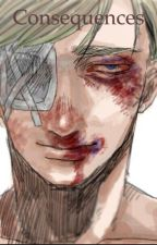 Consequences (an Erwin x Mike fanfic) by dexter_rainbow