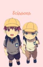 Scissors by Kuroko-Sensei