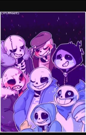 Ask/dare the sans AU's by O3GM1P