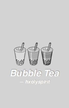 Bubble Tea by hxolyspirit