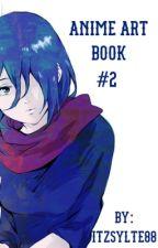 Anime Art Book #2 by itzsylte88