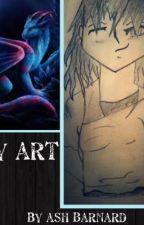 My art by ashfall505