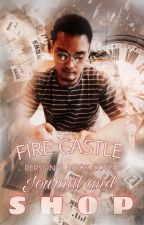 Fire Castle's Personal Book Cover Journal by FireCastle