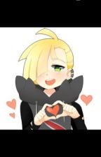 Gladion X Reader (Canceled) by HikariSnow