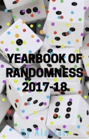 Yearbook of Randomness 2017-18 by rag100