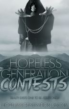 Hopeless Generation Contests by HGMedia