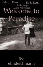 Welcome to Paradise  by elndkmnn