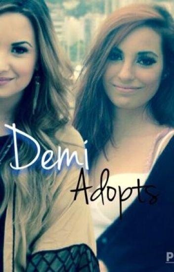 Demi Adopts (Lesbian Story)
