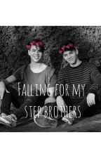 Falling for my step brothers by ilyjovani