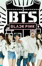 BTS X BLACKPINK by JennieKimxx_