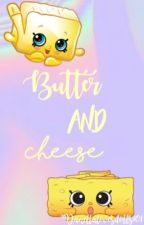 Shopkins Academy: Butter and Cheese by Danellathenerd