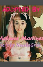 Adopted by Melanie Martinez/Halsanie Fanfic by jackie506christ