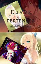 Ella me pertenece (Akabane Karma) Primera Temporada by RubiMoon45