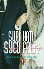 Suri Hati Syed Faliq by ieyraaqish