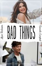 °bad things° TEXTING by girlwholikecarrots