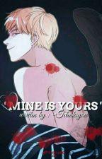 Mine is Yours [kth • jjk] by -Tetenksyou