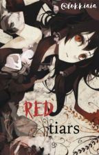red tears. || sexual offenderman || by lokkiaia