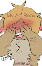 Art Book #2 (old... ish :/) by AmberDraws_
