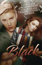 Black → j.b → spanish version by TraduccionesBieber