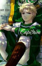 Capitaine - Harry Potter by Dame-Licorne