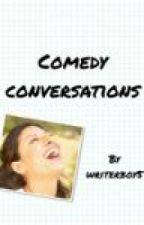 Comedy conversations by ammannurani