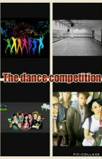 the dance competition by Chewbacca2003