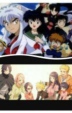Naruto Y Inuyasha libro De Fotos  by MillarayEspinoza2