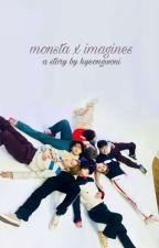 monsta x imagines [editing] by hyeongwoni