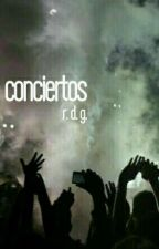 Conciertos r.d.g. by rubiushipster