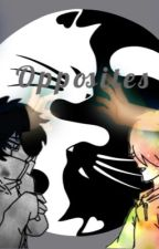 Opposites {A Zanvis Fanfic} by TheCrystal_FanFic