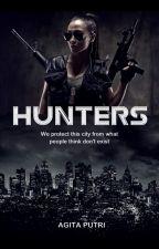 Hunters by agitaputrish