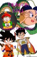 Dragon Ball Parent Scenarios by The_Kyoto_Vigilantes