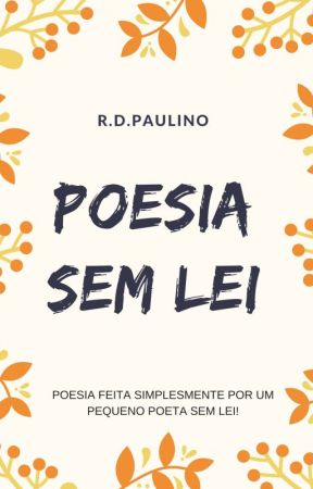 Poesia sem lei by RDPaulino