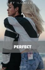 you're perfect to me • noora & chris by gurlssx