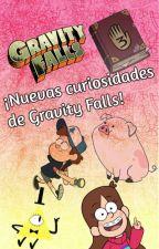 ¡Nuevas Curiosidades de Gravity Falls! [Spoilers Journal 3] by DPQH23