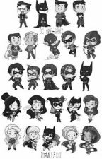 DC One-shots  by meefo12