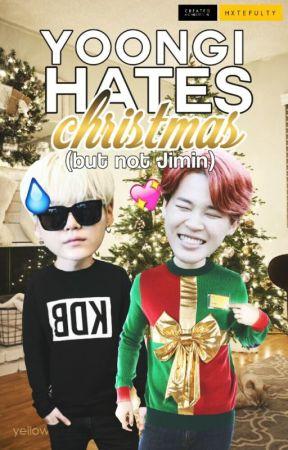 Yoongi hates Christmas (but not Jimin) by xEllieRay