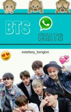 BTS CHATS  by estefany_bxngtxn