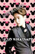 EXO Whatsapp by Adrah_711