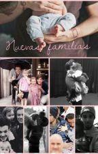 Nuevas Familias (Larry, Ziam, Nosh)  by Tacos_Stylinsonn