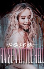 Raise a Little Hell {Fred Weasley} by aka-miaaaa